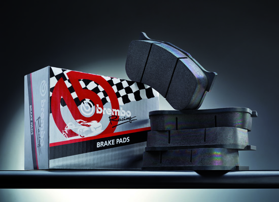 Brembo Racing Pastiglie RB350