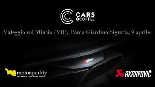 Motorquality e Akrapovič saranno presenti all'appuntamento Cars & Coffee del 9 aprile