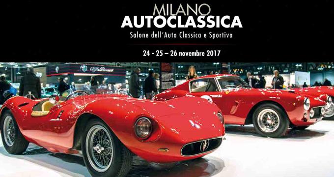 Fiera Milano AutoClassica - News