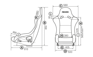 RECARO Pole Position N.G. (FIA)