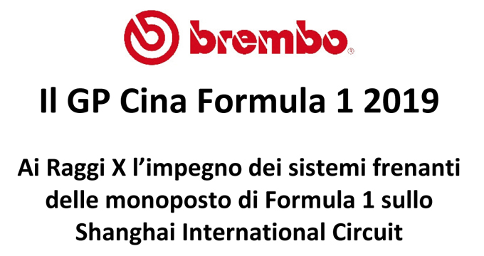 Microsoft Word - Il-GP-Cina-Formula-1-2019-secondo-Brembo-IT.doc