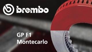 Il GP Monaco Formula 1 2019 secondo Brembo.