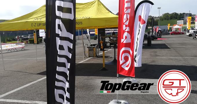 Motorquality e Top Gear insieme a Vallelunga per la GT Cup.