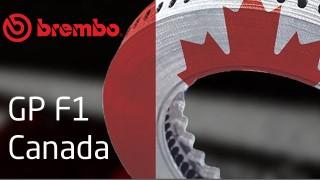 Il GP Canada Formula 1 2019 secondo Brembo