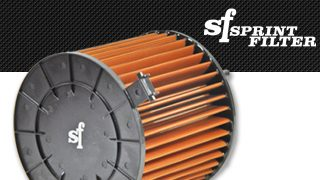 Sprint Filter con il filtro in poliestere rende obsoleti tutti i precedenti sistemi!