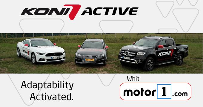 Motor1.com e Koni Special Active Tour: leggi come la valvola FSD migliora comfort, handling e sicurezza nella guida.