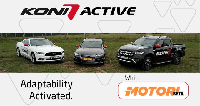 Motori.it alla scoperta del nuovo ammortizzatore Special Active di Koni.
