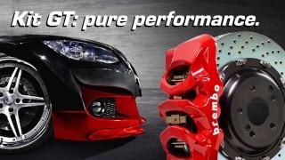 Kit GT Brembo: unisci prestigio  e performance!