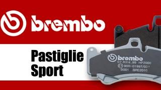Brembo High Performance: scopri le pastiglie sport per la tua auto!