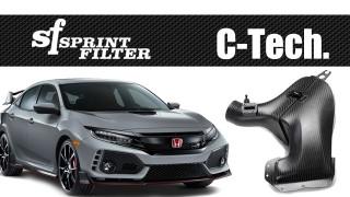 C-Tech: lanuova famiglia di prodotti Sprint Filter per auto sportive e supercars.