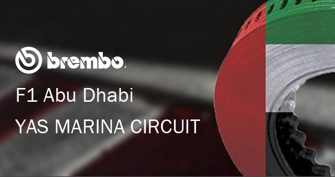 Brembo racconta il GP Abu Dhabi Formula 1 2019.