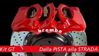 Vuoi solo il meglio per la tua auto? Scegli il Kit Brembo GT!