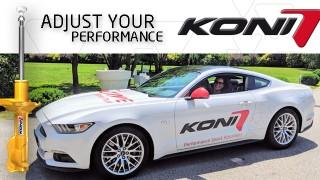 Scegli Koni Sport: aumenta l'aderenza con migliori prestazioni in frenata e handling.