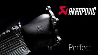 Goditi l'esperienza dell'inconfondibile sound Akrapovič: l'emozione diventa prestazione.