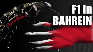 LA GUIDA AI SISTEMI FRENANTI BREMBO DELLE MONOPOSTO DI FORMULA 1 E AL LORO USO AL BAHRAIN INTERNATIONAL CIRCUIT