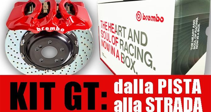 Kit GT Brembo: prestigio  e performance!