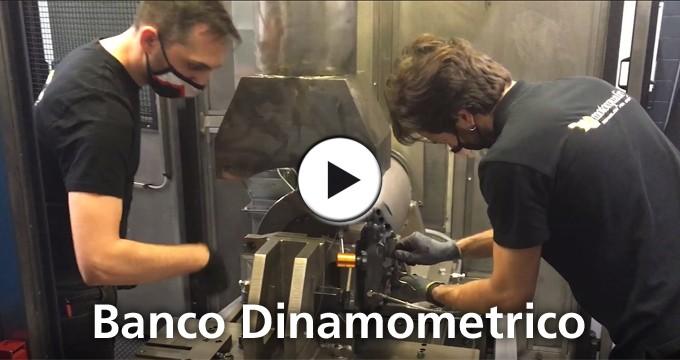 Banco dinamometrico prova freni di Motorquality: test, comparative prodotti e rodaggio.