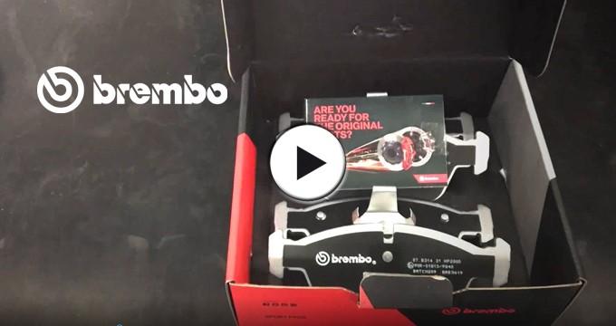 Brembo Sport: le pastiglie studiate per la strada, sviluppate in pista.
