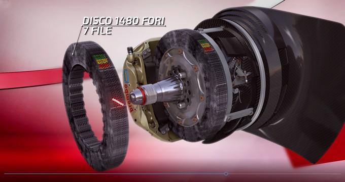 Personalizzazione massima dell'impianto frenante: ecco come Brembo si prepara ad affrontare il campionato di Formula 1.
