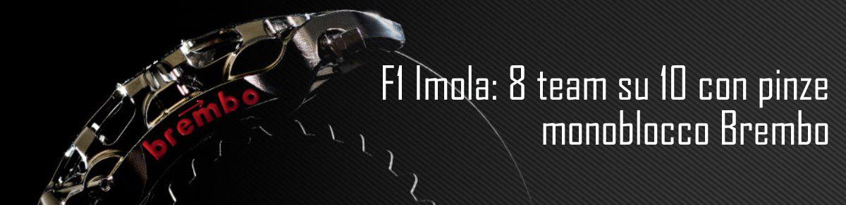Banner F1 Imola