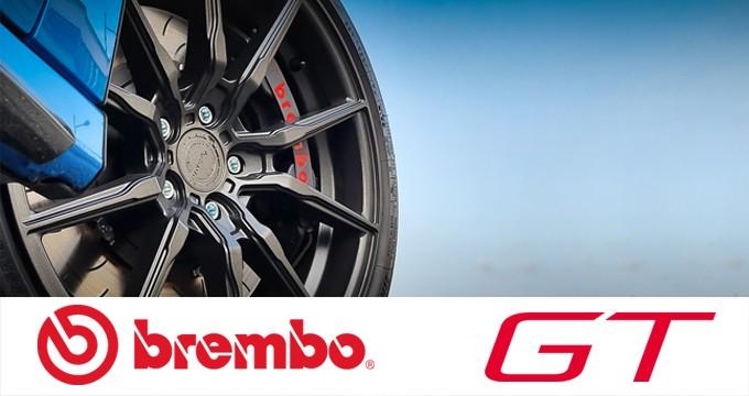 Kit GT Brembo: solo il meglio per la tua auto!