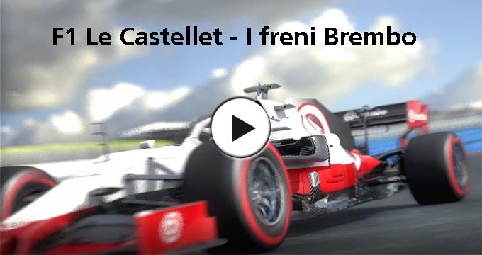 Evidenza video F1 Francia