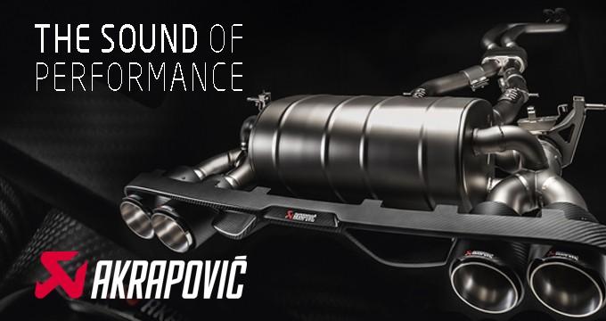 Akrapovič: montaggi perfetti, pesi ridotti, alti livelli prestazionali e un inconfondibile sound!