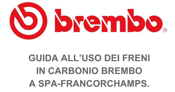 Evidenza spiega Circuito SPA F1