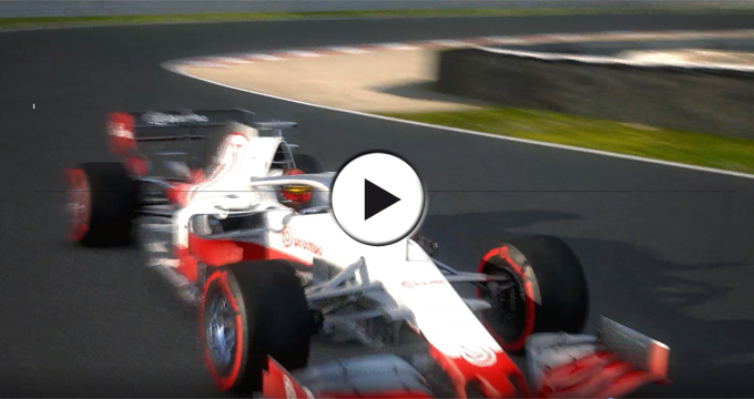 Evidenza VIdeo F1 Olanda
