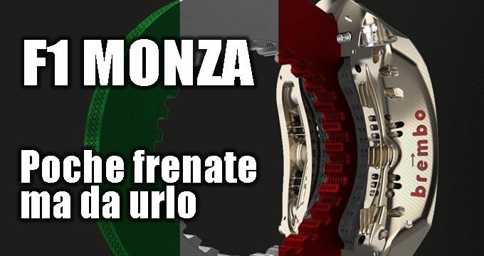 Guida all'uso dei dischi Brembo per le varianti del GP Italia e della ventilazione per le auto stradali.