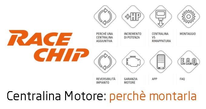 RaceChip: scegli la tua centralina aggiuntiva e goditi prestazione, dinamica e innovazione!