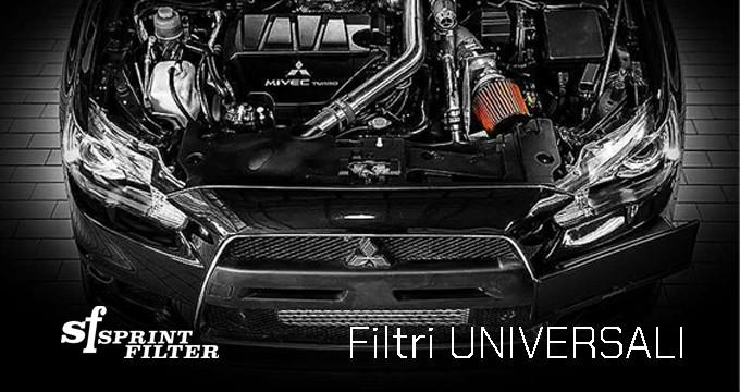 Sprint Filter: l'unico filtro aria in poliestere!